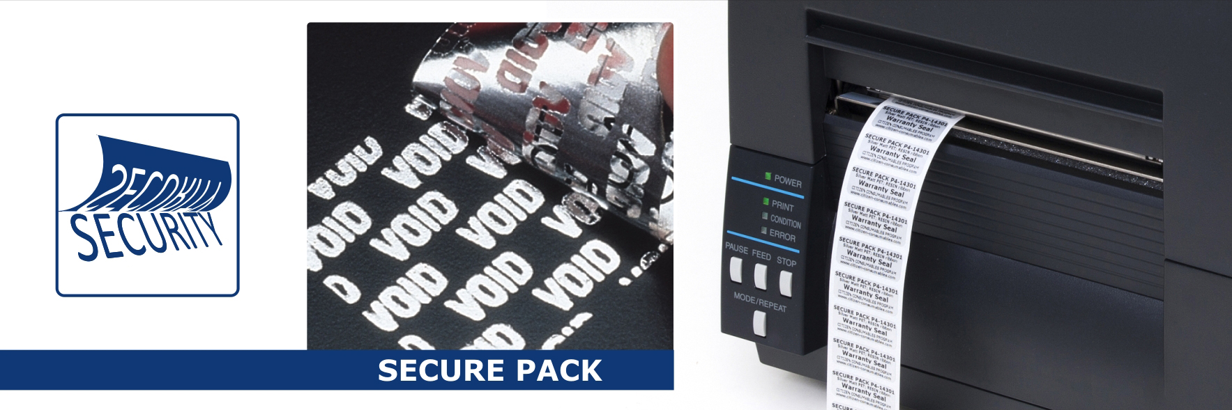 Secure Pack – protection from unwanted interference
