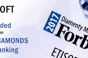 "Etisoft with ""Forbes' Diamonds"""