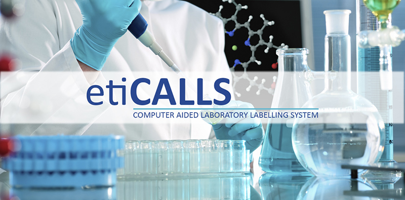 etiCALLS, the authorial solution of Etisoft, equips laboratories with a complete set of products and tools