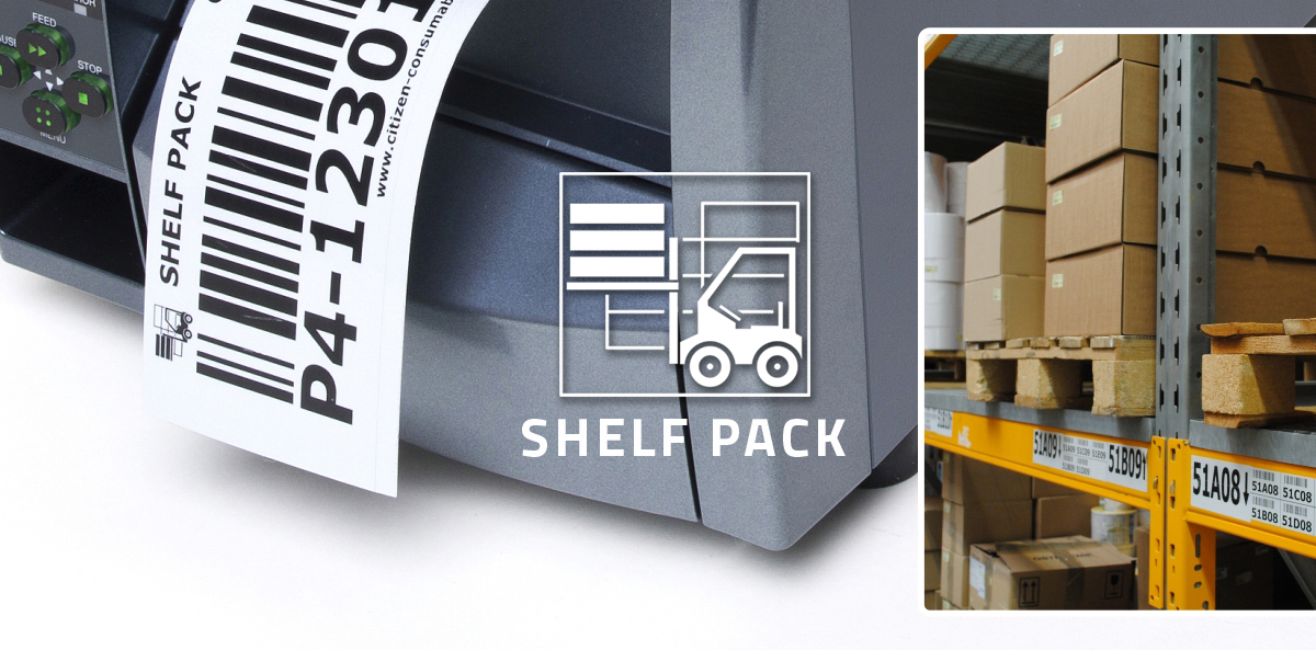 Shelf Pack enables quick and efficient marking