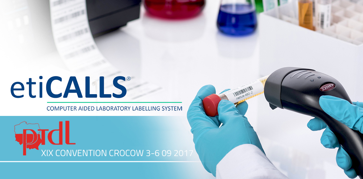 etiCALLS – Comprehensive program  for laboratory labelling