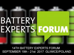 Battery Experts Forum with Etisoft