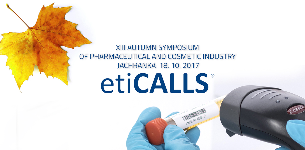 Etisoft at the Thirteenth Autumn Symposium of the Pharmaceutical and Cosmetic Conference