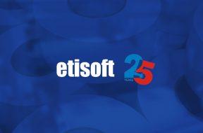 etisoft 25 years