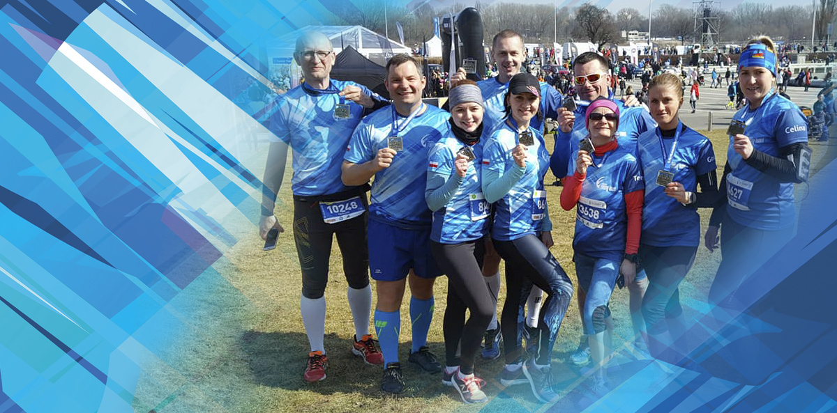 Etisoft Running Team – after one year of activity our group of runners is preparing to get Half Marathon Crown