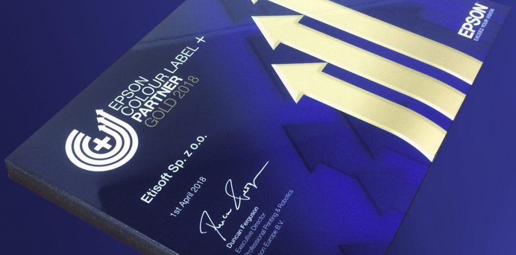 Epson - award