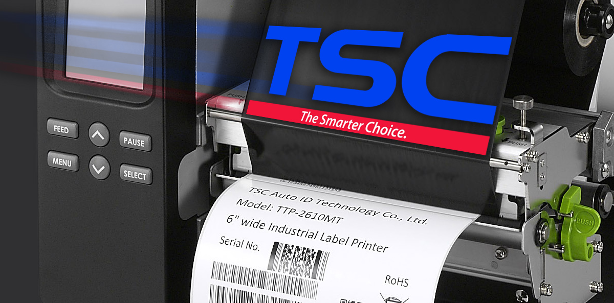 TSC industrial label printers