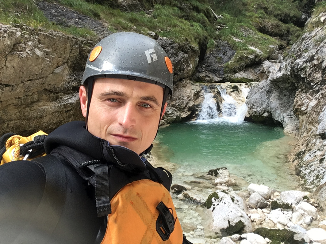 Canyoning taught me humility [interview]
