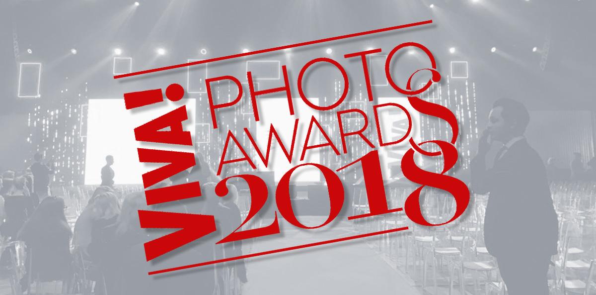 Our Piotr with the prestigious VIVA! Photo Awards
