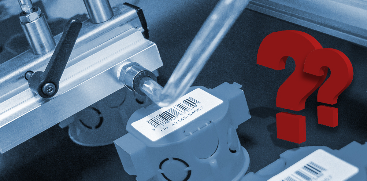 How to maintain high quality label application at higher applicator speeds?