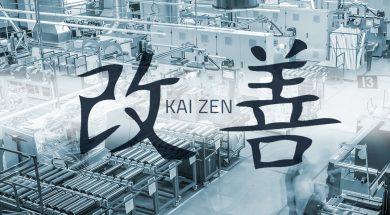 Kaizens help us to eliminate waste
