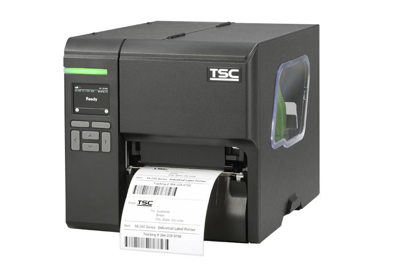 TSC AutoID industrial printers ML240