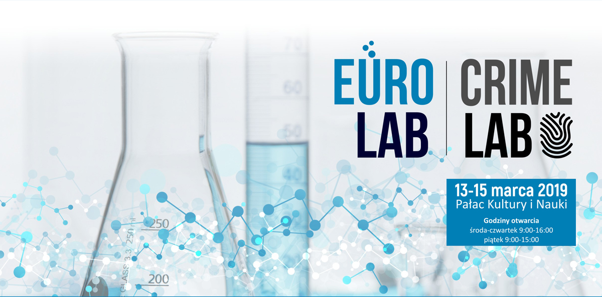 Etisoft at the EuroLab and CrimeLab fairs in March