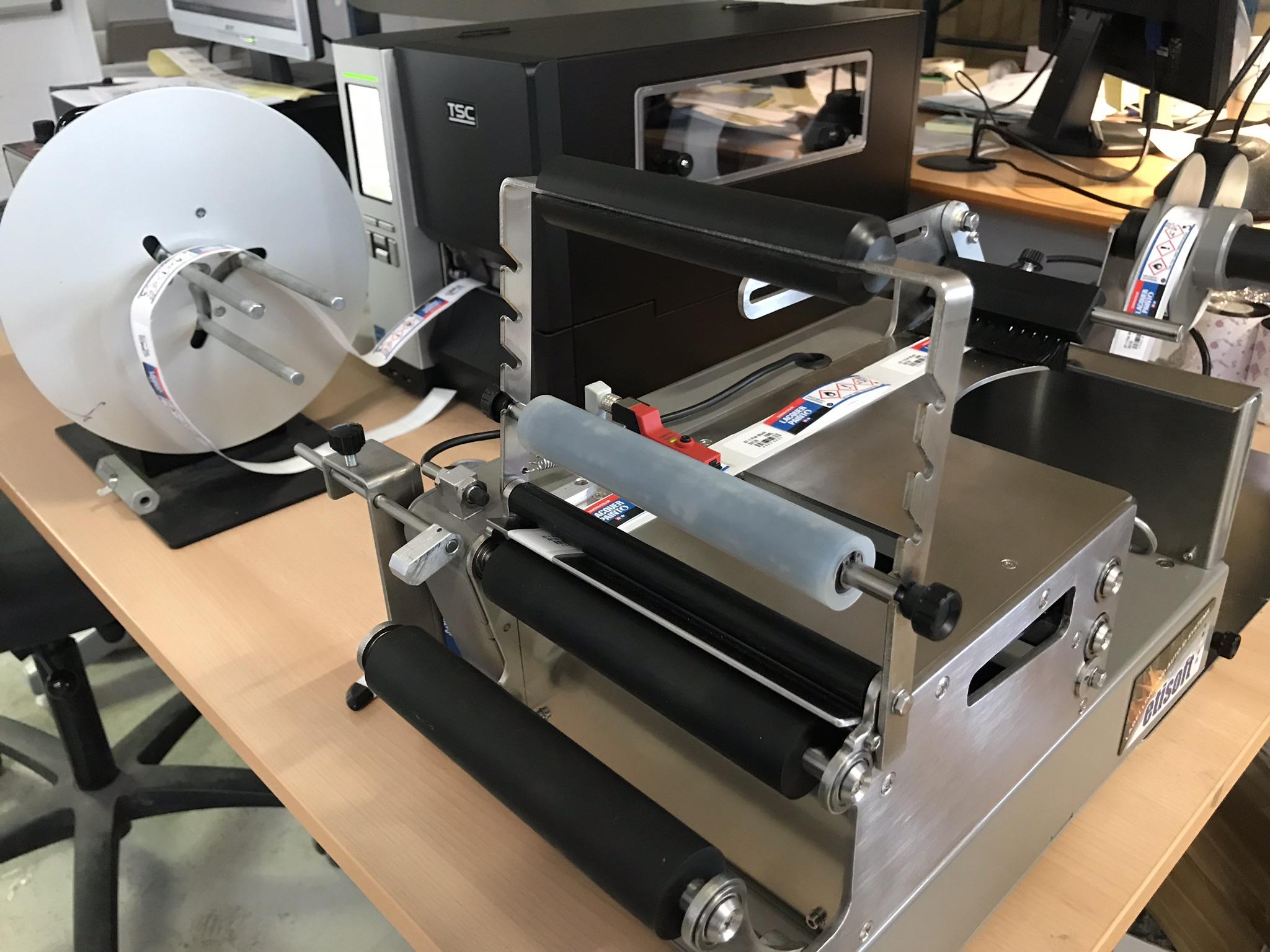 TSC industrial printer