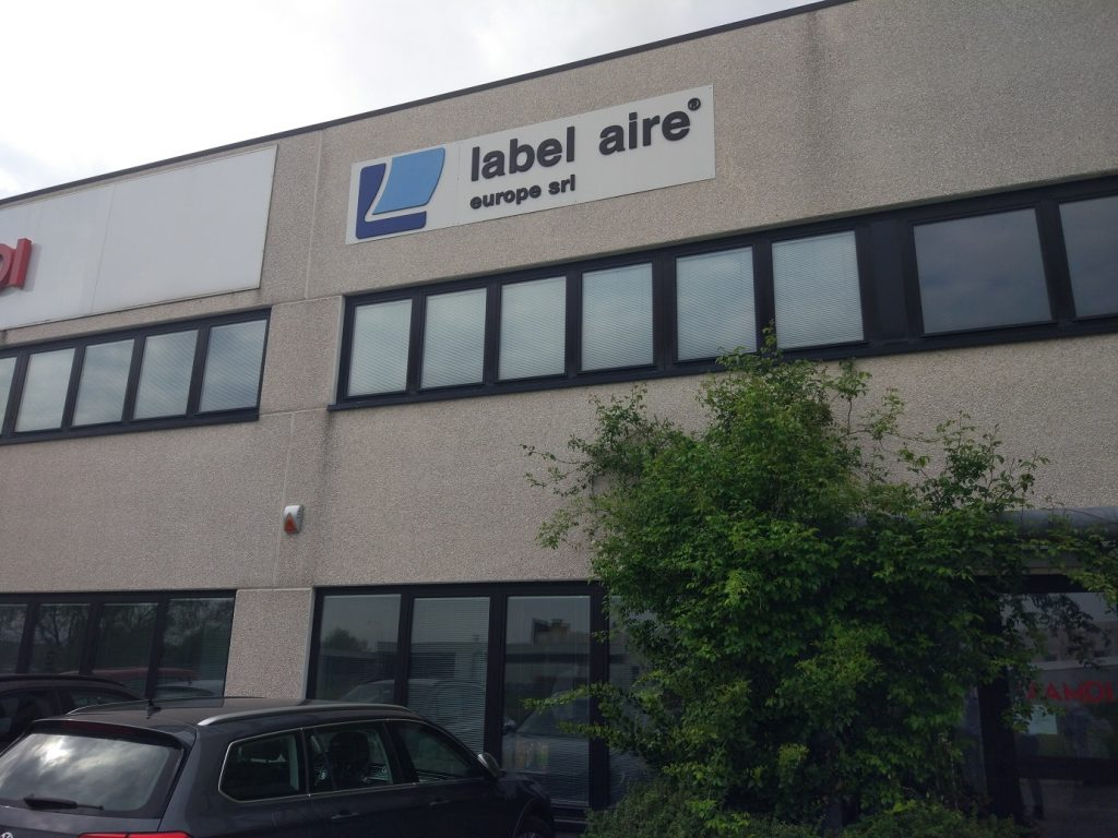 We are an authorized distributor and servicer of Label Aire devices