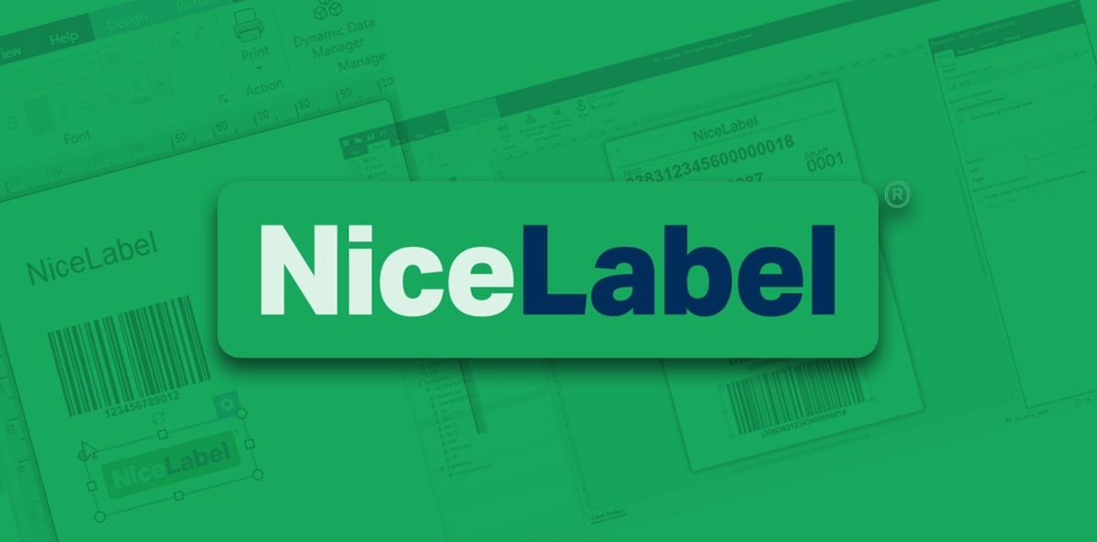 NiceLabel- program for label design and printing.
