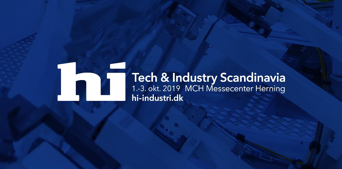 Hi Tech – Industry Scandinavia – welcome!