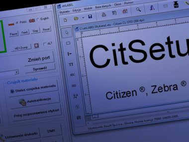 CitSetup is a proprietary diagnostic program