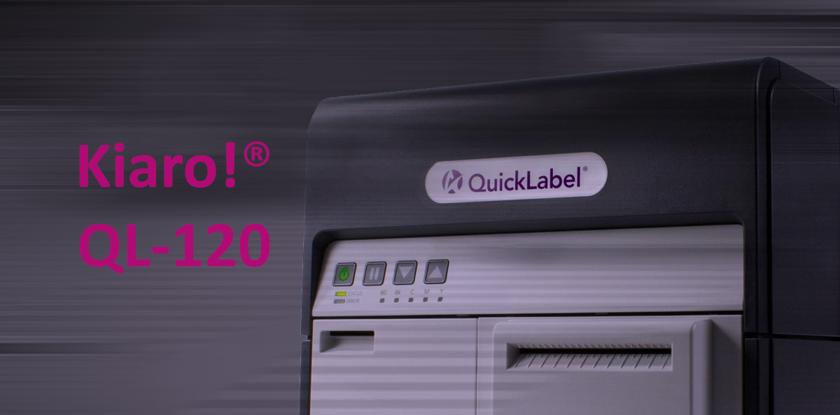 KIARO! QL-120 – professional digital label printer
