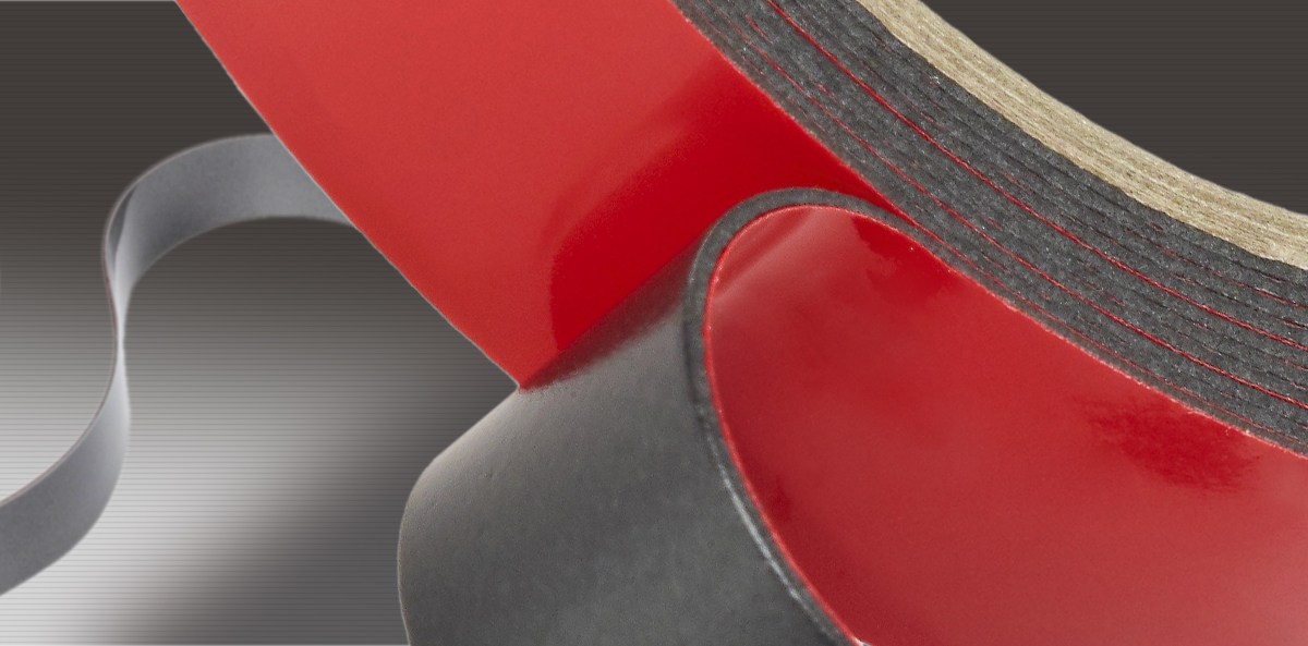 Acrylic Foam Tapes – alternative to screws, welds and rivets [infographics]