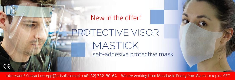 Protective Visor / Mastick