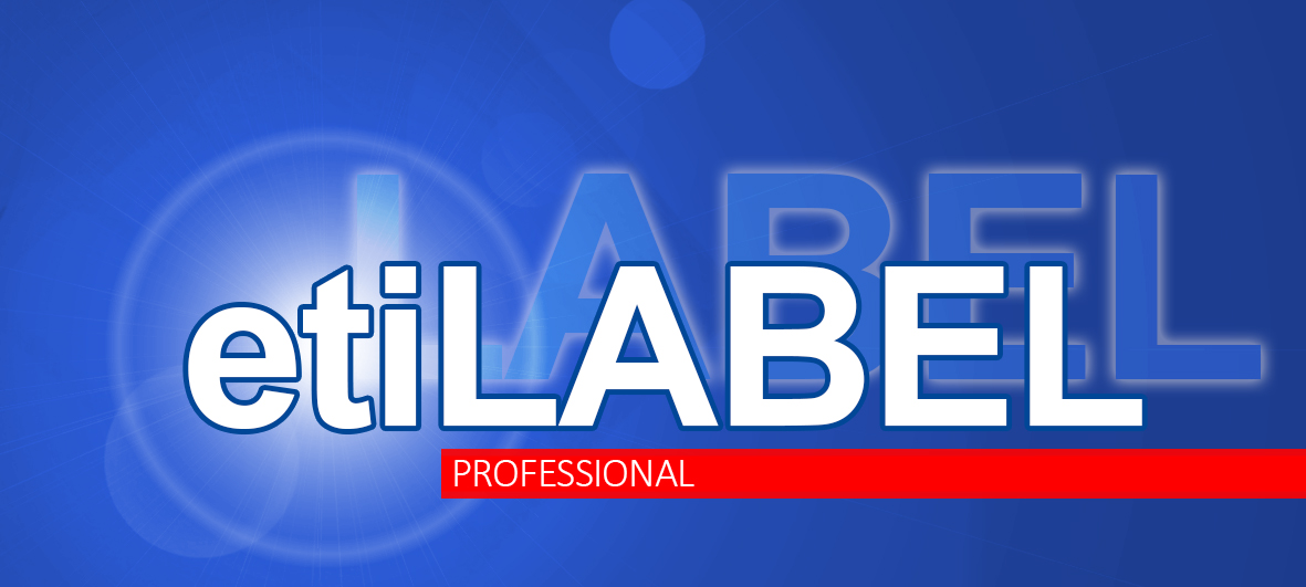 etiLABEL PROFESSIONAL – easy and intuitive print tool