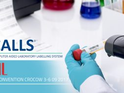 etiCALLS – Comprehensive program  for laboratory labelling